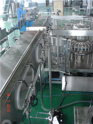 Hot Filling Machine 16-16-6