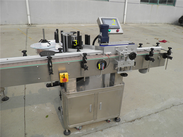 Single Side Sticker Labeling Machine YY-Y100