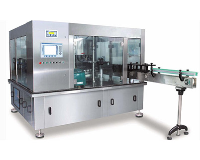 Automatic Rotary Hot Melt Labeling Machine