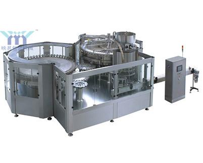 CSD Filling Machine