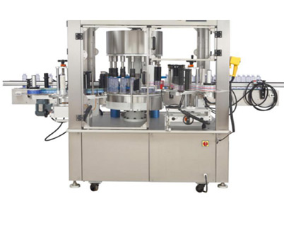 Rotary Sticker Labeling Machine Manufacturer