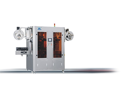 Double Heads Labeling Machine