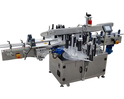 Three Sides Labeling Machine